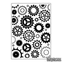 Папка для тиснения Crafts Too - Gears and Cogs