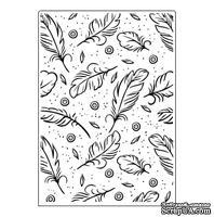 Папка для тиснения Crafts Too - Embossing Folders - Feathers