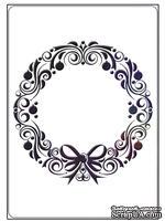 Папки для тиснения Crafts Too Embossing Folder - Wreath