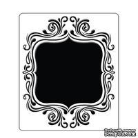 Папка для тиснения Crafts Too Embossing Folder - Fancy Frame