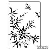 Папка для тиснения Crafts Too Embossing Folder - Bamboo