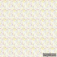 Лист скрапбумаги от Lemon Owl - Cozy Winter, Garden Herbs, 30x30 см, 403102