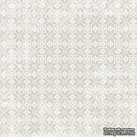Лист скрапбумаги от Lemon Owl - Cozy Winter, Cozy winter, 30x30 см, 403105