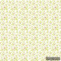 Лист скрапбумаги от Lemon Owl - Cozy Winter, Christmas Eve, 30x30 см, 403110