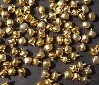 Бубенчик, 9 мм, цвет золото, 1 шт.,1267