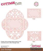 Лезвие CottageCutz - Lace Envelope, 15х17,5 см