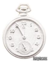 Гипсовое украшение от Melissa Frances - Pocket Watch Resin - Карманные часы.Размер: 4,5 см