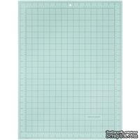 СНЯТ С ПР_ВА Самовостанавливающийся макетный мятный коврик от American Crafts - Cutup Self-Healing Mat, 63046
