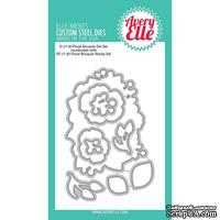 Лезвие Avery Elle - Die - Floral Bouquet Elle-ments