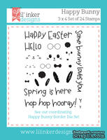 Штампы от Lil' Inker Designs - Happy Bunny Stamps