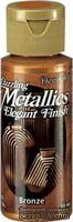 Акриловая краска - Dazzling Metallics - цвет бронза, 60 мл.
