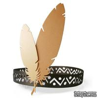 Лезвие Lifestyle Crafts - QuicKutz - Feather headband