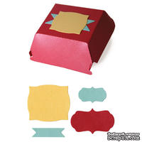 Лезвие Lifestyle Crafts - QuicKutz - Hamburger Box