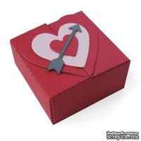 Лезвие Lifestyle Crafts - QuicKutz - Heart box