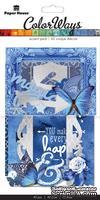 Набор высечек от Paper House - Sapphire Accent Pack, 42 шт