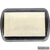 Штемпельная подушечка Dovecraft Pigment Ink Pads - Crystal White, цвет белый
