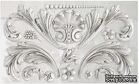 Молды от IOD - Acanthus Scroll 6x10 Decor Moulds™, 15x26 см