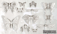Молды от IOD - Monarch 6x10 Decor Moulds™, 15x26 см
