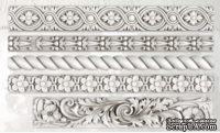 Молды от IOD - Trimmings 2 6x10 Decor Moulds™, 15x26 см