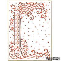 Папка для тиснения Marianne Design - Anja's decorative border