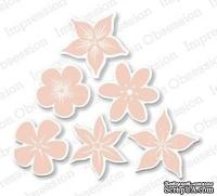 Ножи от Impression Obsession - Bunch of Blossoms