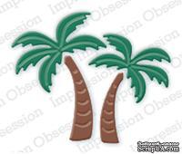 Нож для вырубки от Impression Obsession - Palm Trees