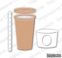 Ножи от Impression Obsession - Takeout Coffee Cup