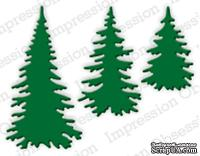 Ножи от Impression Obsession - Evergreen Trees