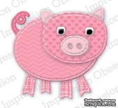 Ножи от Impression Obsession - Patchwork Pig