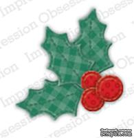 Ножи от Impression Obsession - Patchwork Holly