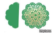 Лезвие Italian Flourish Doily Wing Ding от Cheery Lynn Designs