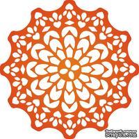 Лезвие Canadian Kaleidoscope Doily от Cheery Lynn Designs