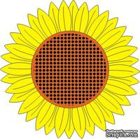 Лезвие Sunflower от Cheery Lynn Designs