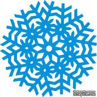 Лезвие Geometric Snowflake от Cheery Lynn Designs