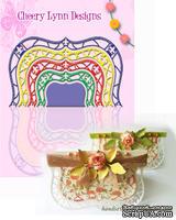 Лезвия Fleur De Lis Lace French Flair от Cheery Lynn Designs