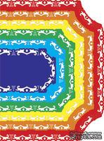 Лезвия Royal Coved Rectangle от Cheery Lynn Designs