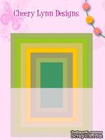 Лезвия Mini Pearl Rectangle от Cheery Lynn Designs