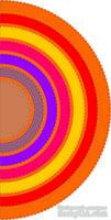Лезвия Mini Pearl Circle от Cheery Lynn Designs, 7 шт