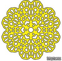 Лезвие Italian Flourish Tiny Doilyот Cheery Lynn Designs, 1 шт.