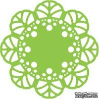 Лезвие от Cheery Lynn Designs - Ambergris Tiny Doily - DL245
