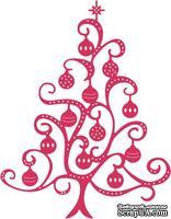 Лезвие Ornament Christmas Tree от Cheery Lynn Designs