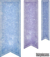 Ножи от Cheery Lynn Designs - Horizon Fishtail Banners