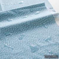 Ламинированный хлопок от Dailylike - Sometimes: water drop