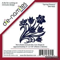Лезвие Die-Namites - Spring Flowers