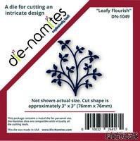Лезвие Die-Namites - Leafy Flourish