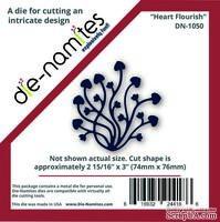 Лезвие Die-Namites - Heart Flourish