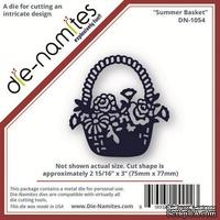 Лезвие Die-Namites - Summer Basket