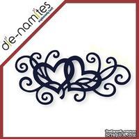 Лезвие Die-Namites - Heart Swirls