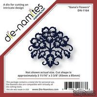 Лезвие Die-Namites - Nana's Flowers