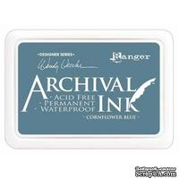 Архивные чернила Ranger - Wendy Vecchi - Archival Ink Pads - Cornflower Blue